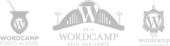 WordCamp Porto Alegre, WordCamp Belo Horizonte 2015 e 2016